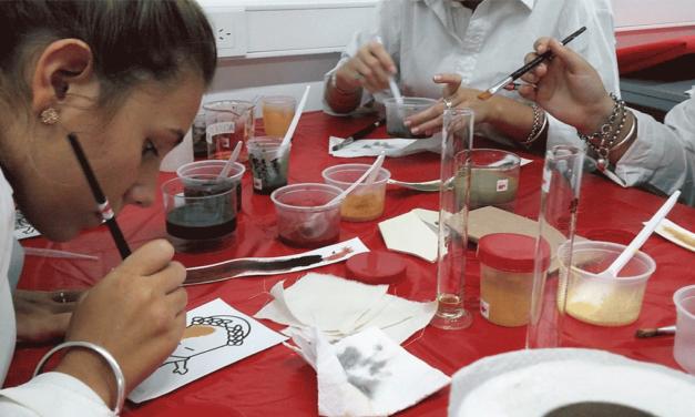 DE LO SIMPLE A LO COMPLEJO: estrategias de diseño para la promoción de la cultura científica